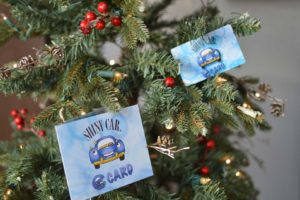 Shiny Car Gift Cards